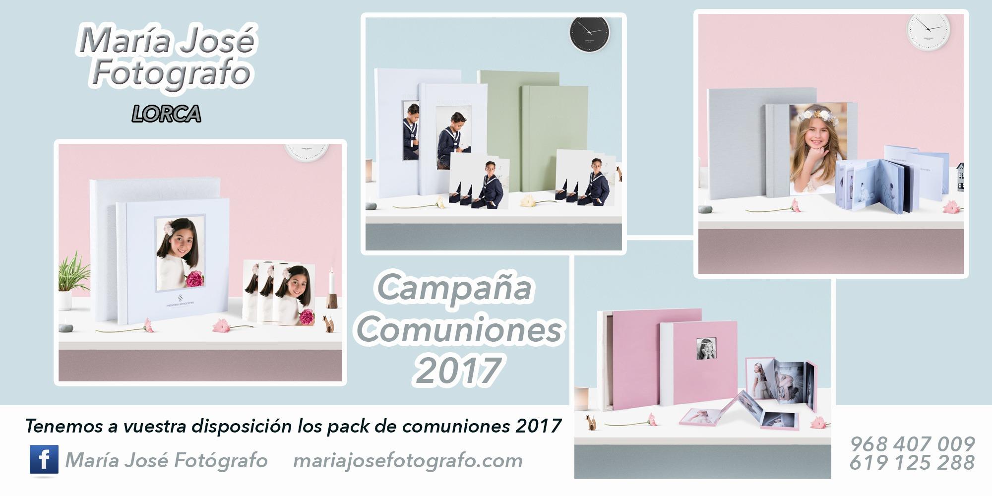 pack comuniones 2017